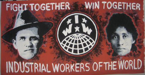 IWW legends Joe Hill and Lucy Parsons
